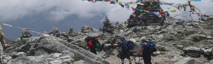 Everest Base Camp Charity Challenge Images