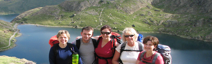 Three Peaks Charity Challenge Images