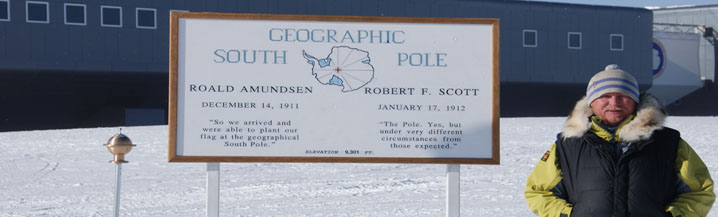 South Pole Trek