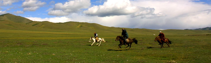 Charity Challenge Mongolian Horse Ride