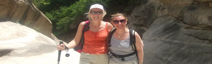 Great Wall of China Charity Challenge Trek Images