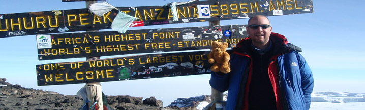 Kilimanjaro Summit Climb Charity Challeng images