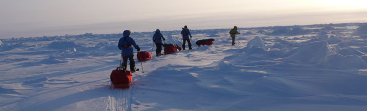 North Pole Challenge Trek with Charity Challenge