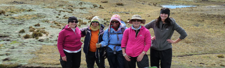 Charity Challenge Trek to Machu Picchu