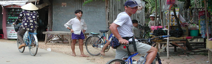 Saigon to Angkor Wat Bike Ride Charity Challenge Images