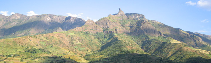 Simien Mountain Trek Charity Challenge Images