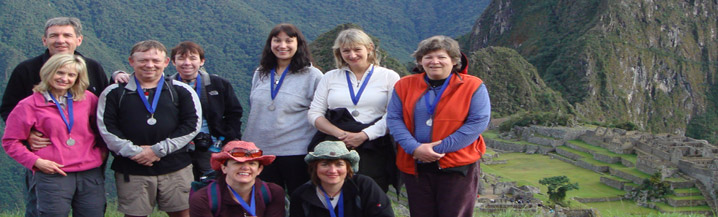 Trek to Machu Picchu Charity Challenge Images